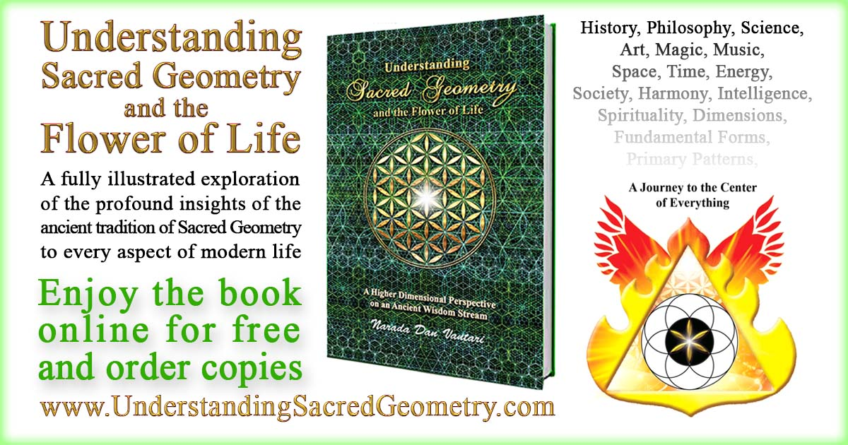 Understanding Sacred Geometry and the Flower of Life – a Higher