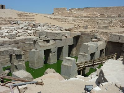 Osirion at Abydos
