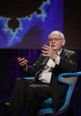 Benoit Mandelbrot TED 2010 -