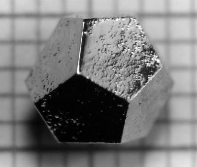 Ho-Mg-Zn Quasicrystal