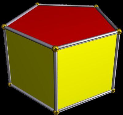 Pentagonal prism - Stella software