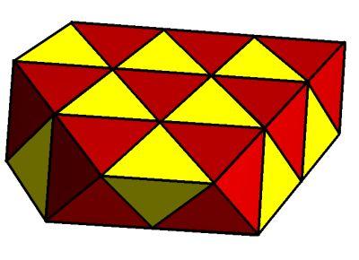 Tetroctahedric PD