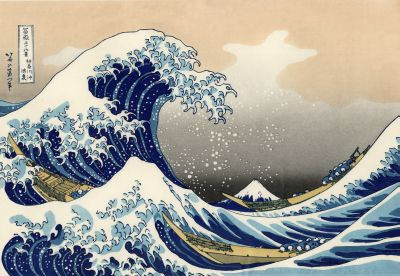 The Great Wave off Kanagawa PD